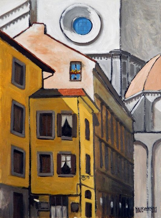 The Duomo In Firenze [SOLD] - Holewinski
