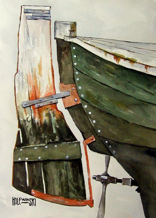 Rudder    [SOLD] - Holewinski