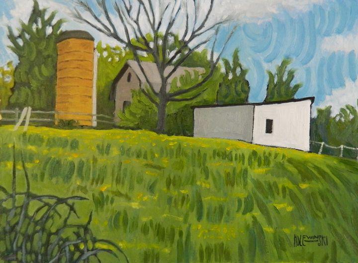 Old  Virginia Farm - Holewinski