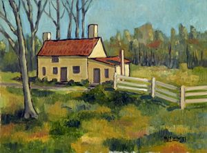 Country House Near Princeton - Holewinski