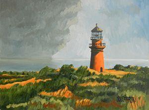 Gay Head Lighthouse [SOLD] - Holewinski
