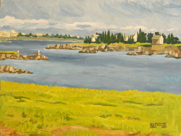 Tidal Coast - Holewinski