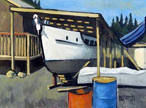 Dry Dock - Holewinski