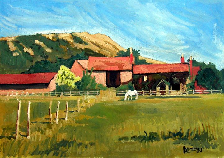 Stacy's Ranch   [SOLD] - Holewinski