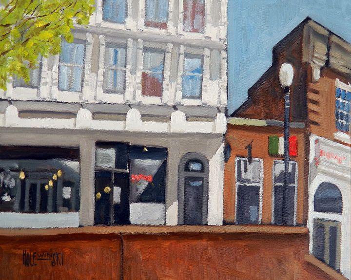 The Corner, Charlottesville - Holewinski