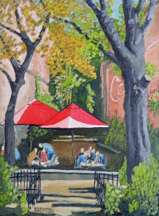 Winter Garden Cafe - Holewinski