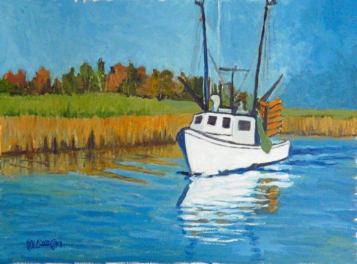 Savannah Waters - Holewinski