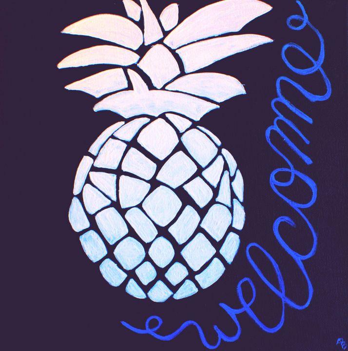 Pineapple Welcome - ABBuckler
