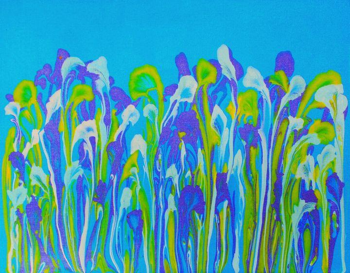 Spring Flowers - ABBuckler