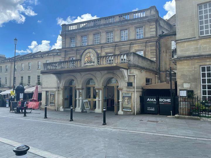 Theatre Royal Bath - DivineDesire
