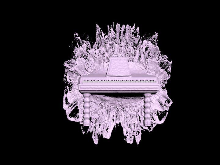 The exploding piano - Solomon