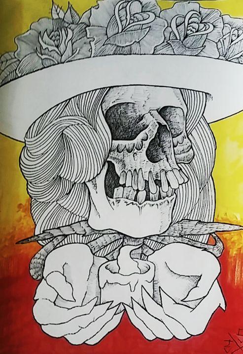 Dia De Los Muertos - SquidzTheRipper