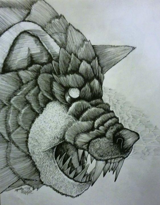 Feral Wolf - SquidzTheRipper