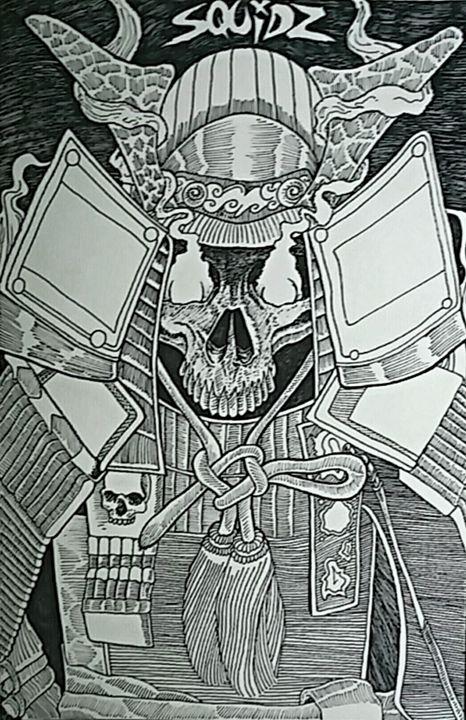 Samurai - SquidzTheRipper