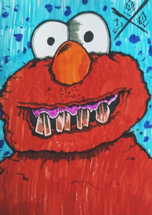 Elmo Doom - SquidzTheRipper