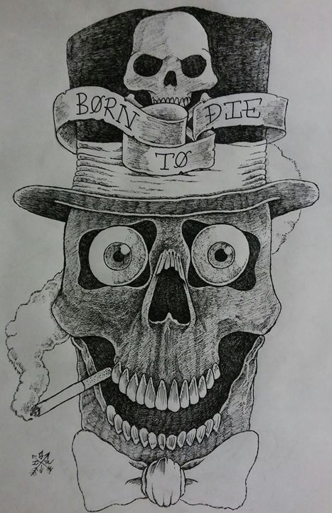 Born To Die - SquidzTheRipper