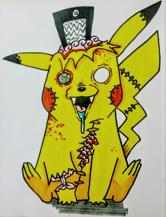Zombiechu - SquidzTheRipper
