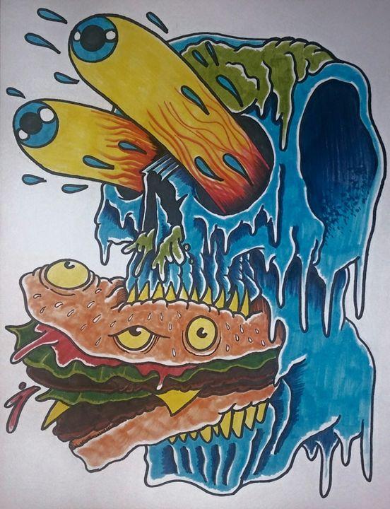Food Is Good - SquidzTheRipper
