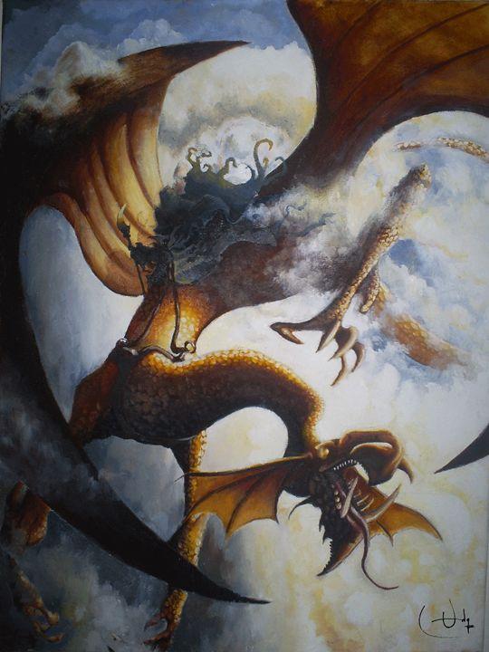 Wraith Rider - ben leUang's Gallery