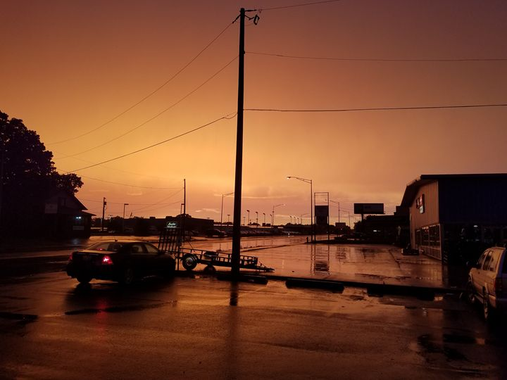 Cloudy Sunset - Jazzyjay93