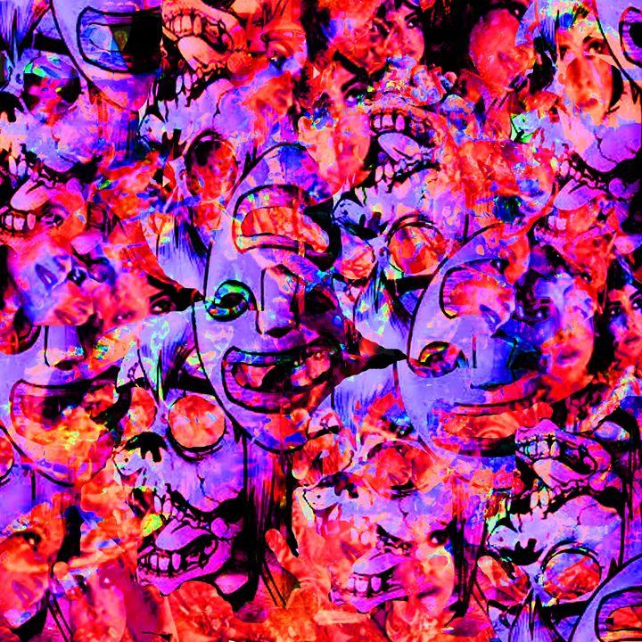 Nightmare - Laura Conroy Abstract Artist