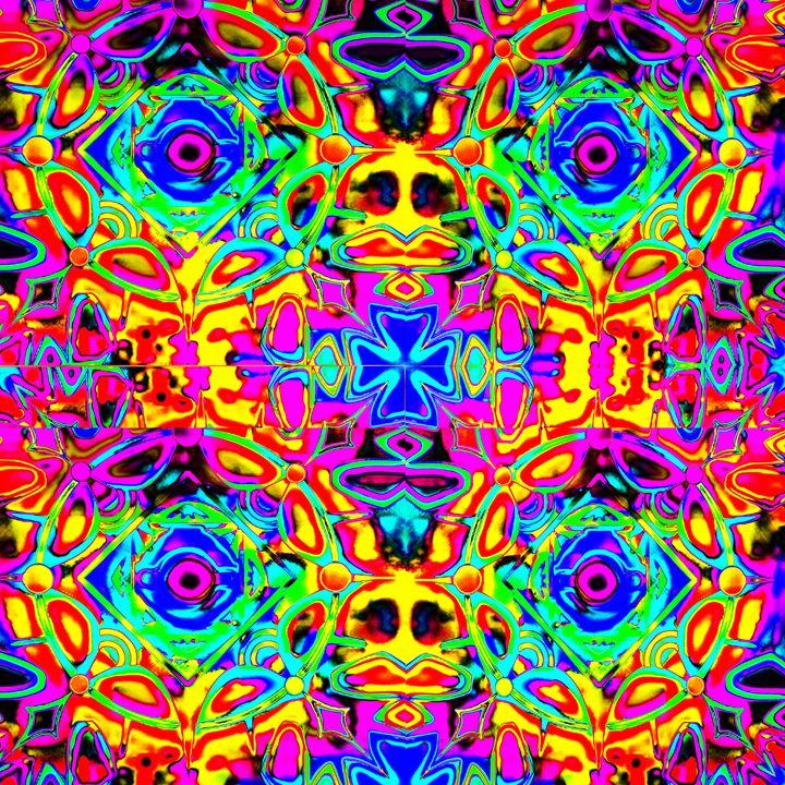 paradigm - Laura Conroy Abstract Artist