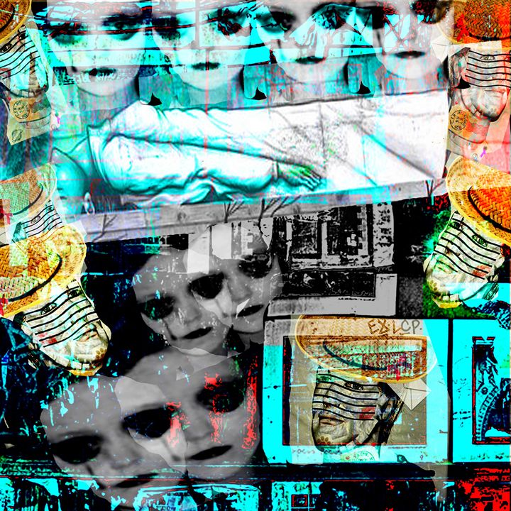 Mental Asylum - Laura Conroy Abstract Artist