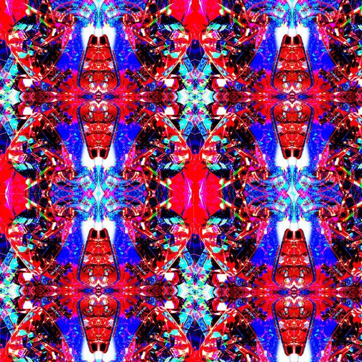 Kaleidoscopic  Dreams - Laura Conroy Abstract Artist