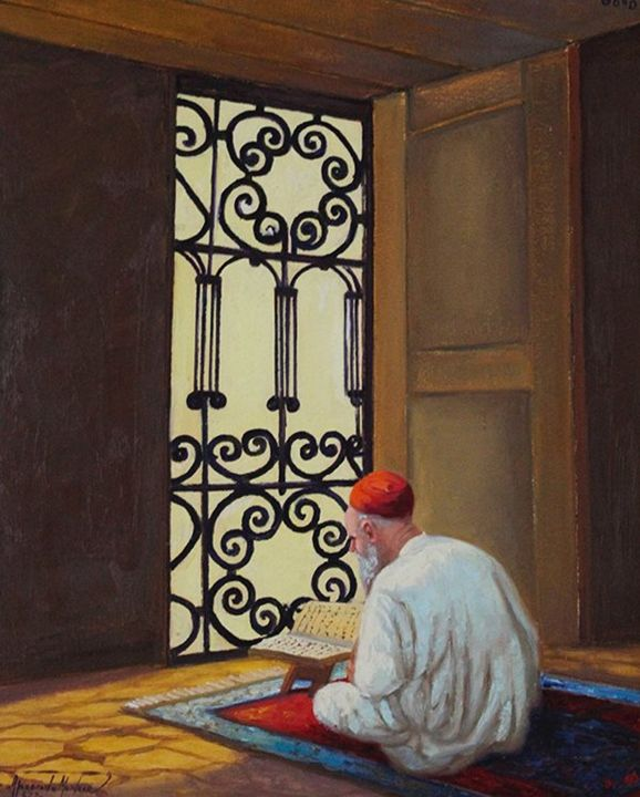 Prayer Time - Maria Aparecida Monteiro