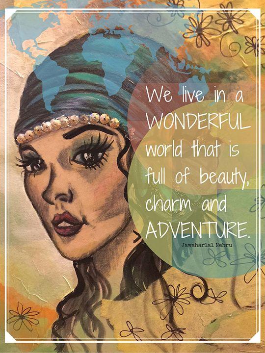 Wonderful World - Beth Speer