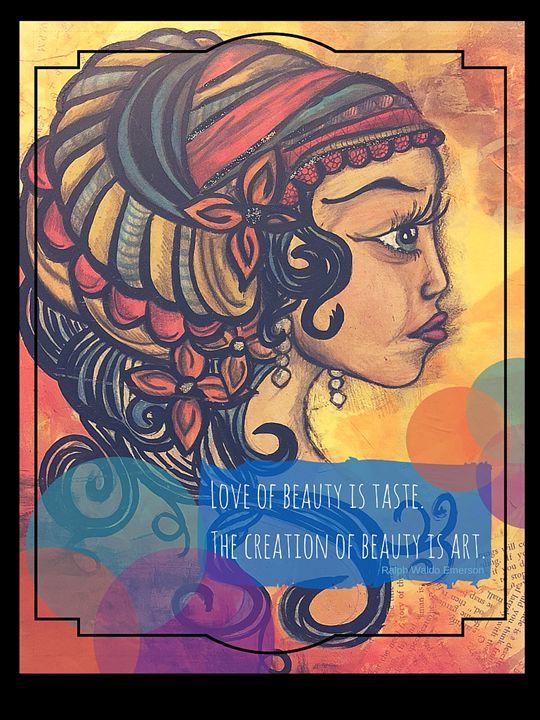 Creation of Beauty - Beth Speer