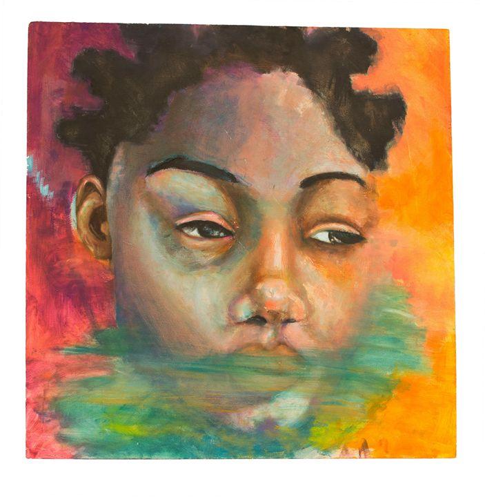 The Rising Sun - Art by Bleh
