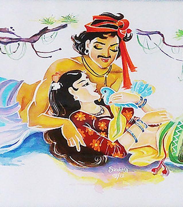 love - Sanhita Ranjolkar