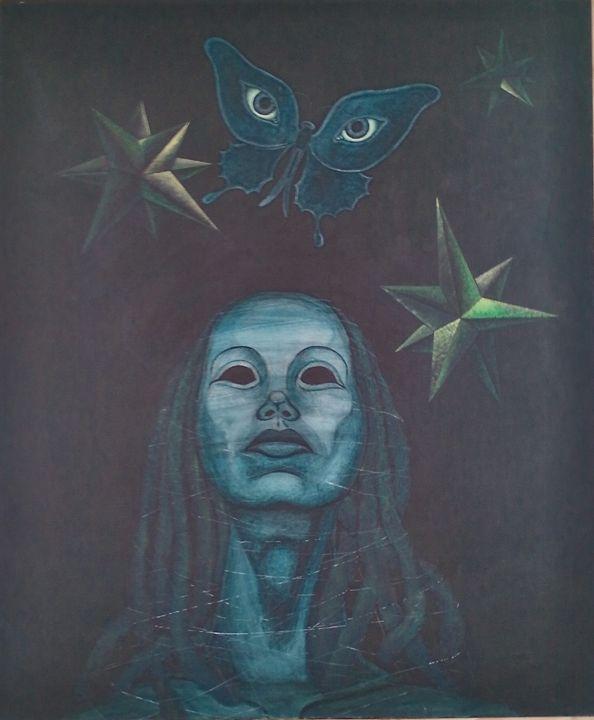 Moth Eyes - coloringboxstudio@gmail.com