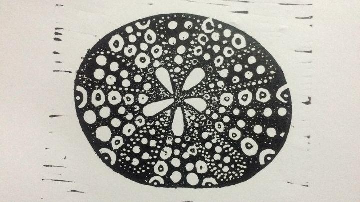 Sea Urchin - WOODCUTS