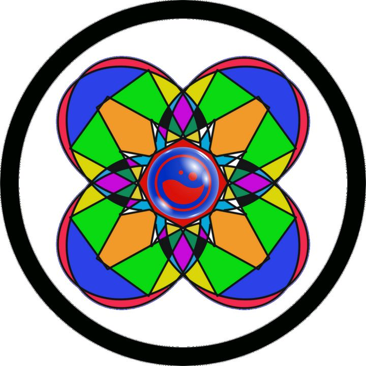 Scientific Four Leaf Clover - NFT Virgin Art