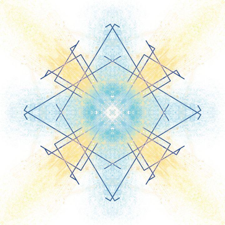 Sun Diamond - NFT Virgin Art