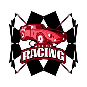 Art of Racing - Symmetry Art