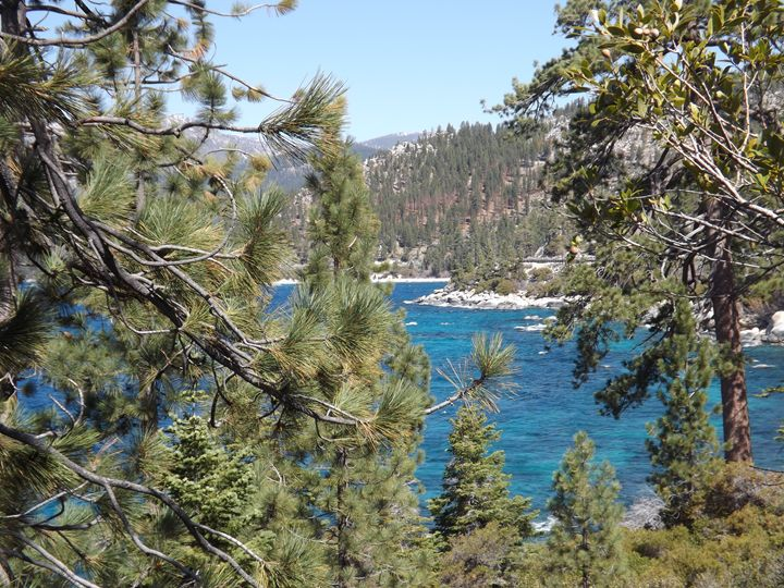 A Sneak Peek Of Lake Tahoe - Lorna Kay