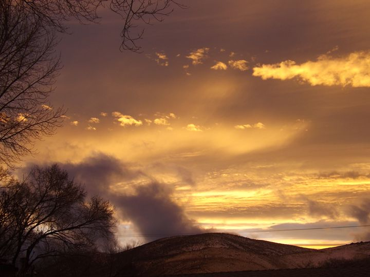 Mystical Sunset - Lorna Kay