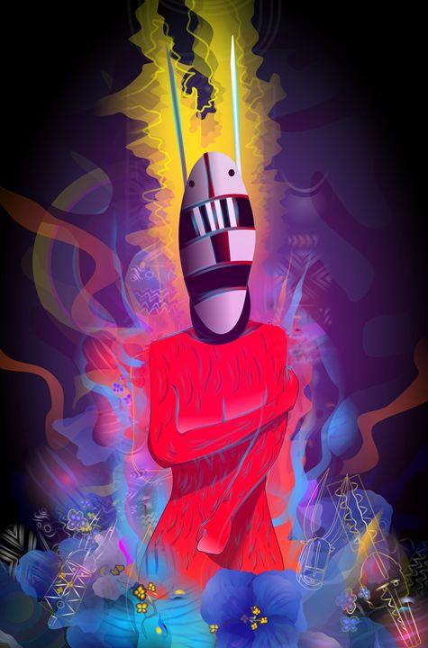 Bobo Masquerader - Ixnivek