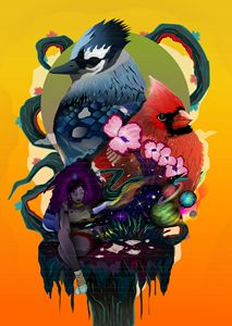 Kemetic Energy - Ixnivek - Digital Art, Ethnic, Cultural