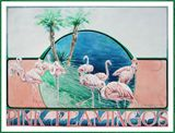 Pink Flamingos Original Poster