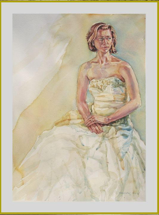 Wedding Thoughts - Zaplatar Art