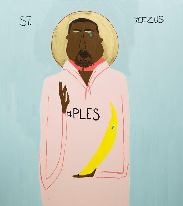 St. Kanye West (Yeezus) - Bogste PLES