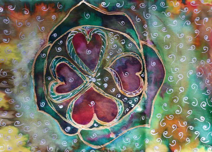Heart Mandala - Angelsandart222