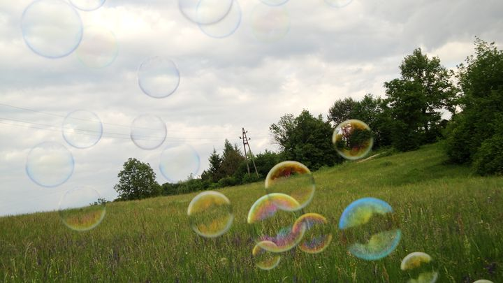 bubbles - jamie-art
