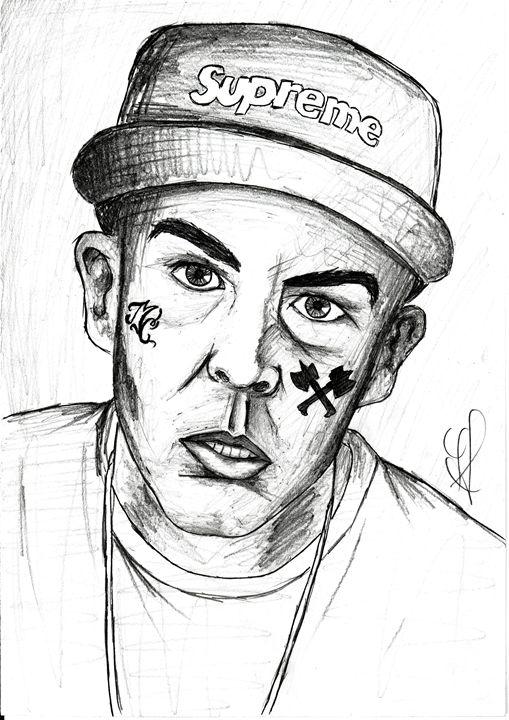 Madchild - Drawings