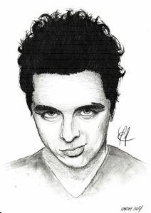 Billie Joe Armstrong - Drawings