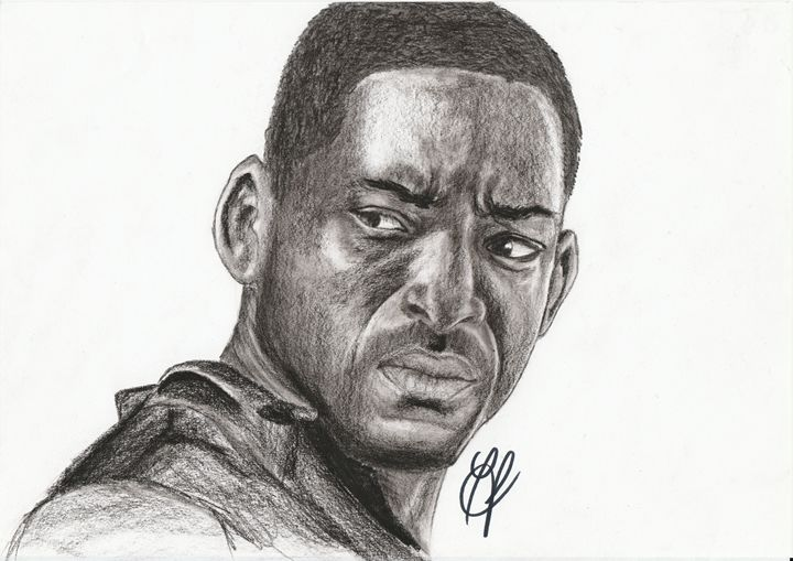 Will Smith - Drawings